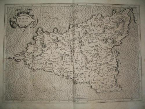 Mercator - Siciliae Regnum