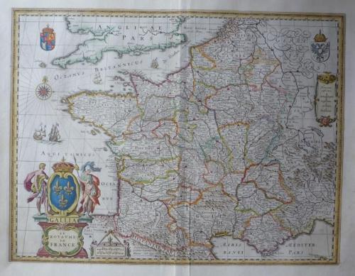 Mercator - Gallia