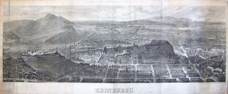 SOLD Edinburgh