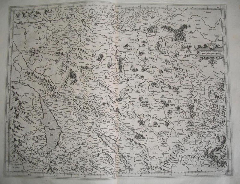 Mercator - Militaria Burgundiae Comitatus