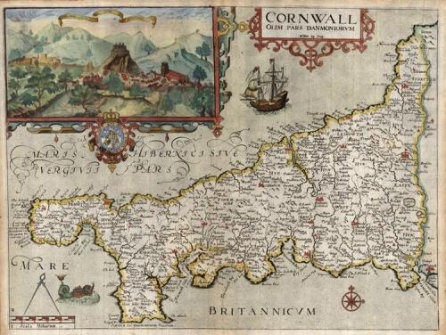SOLD Cornwall olim Pars Danmoniorum