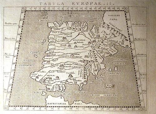 SOLD Tabula Europae II