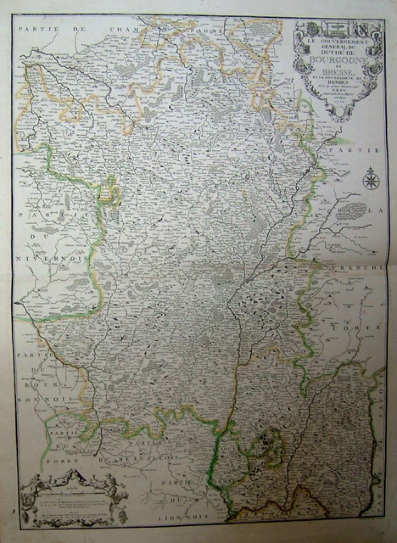 SOLD Bourgogne et Bresse