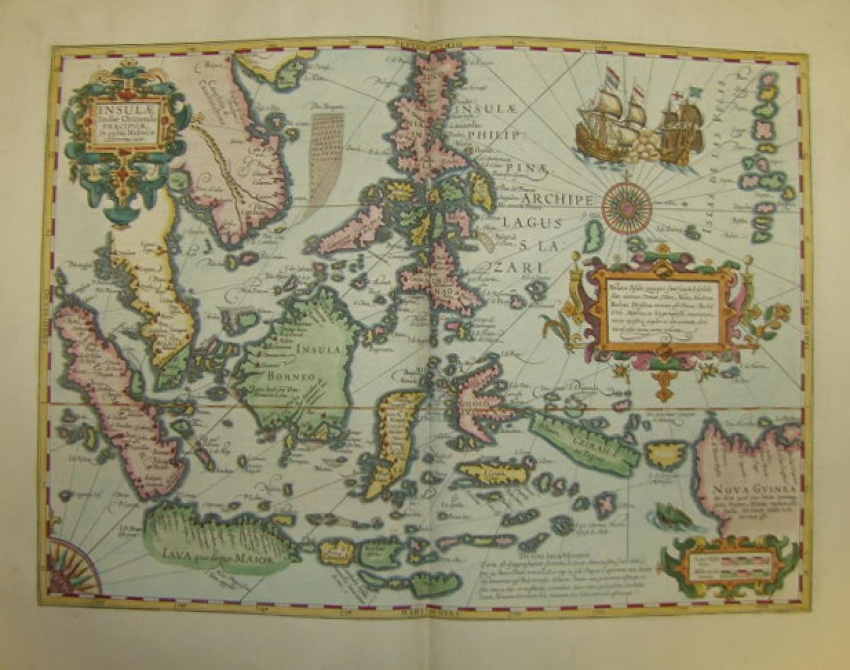 SOLD Insulae Indiae Orientalis...