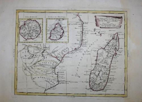 Zatta - l'Isola di Madagscar