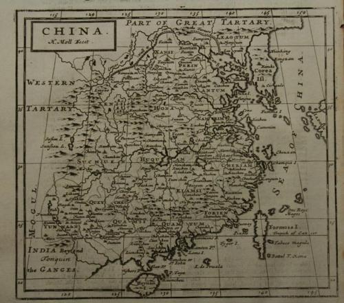 Moll - China