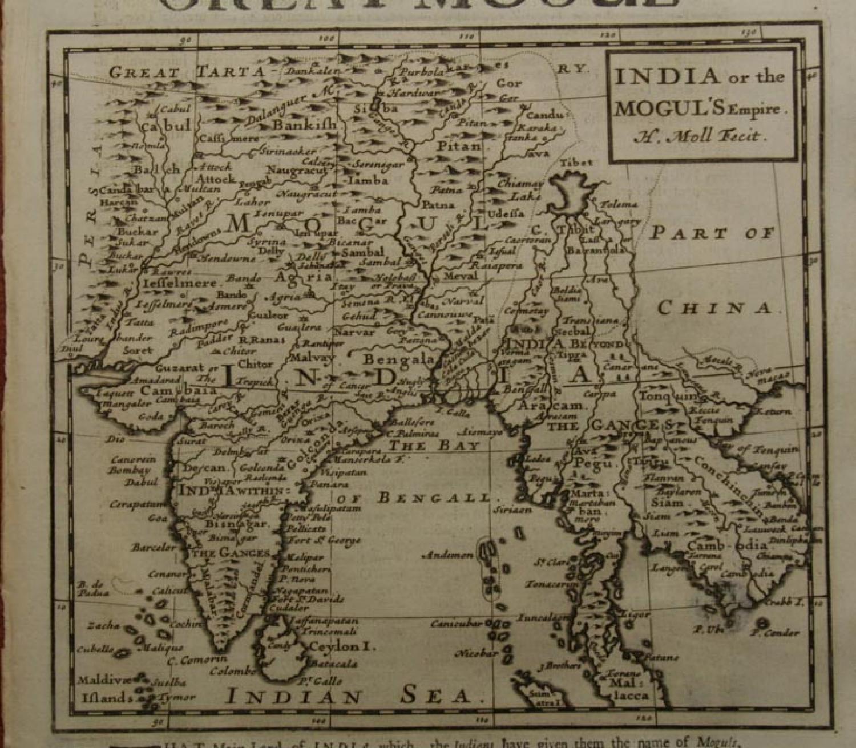 SOLD India or the Mogul's Empire