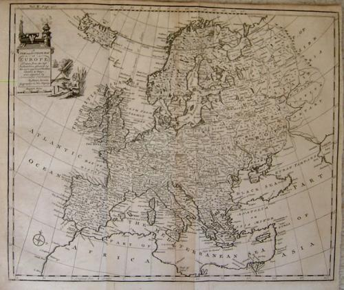Bowen - A New and Accurate Map of Europe