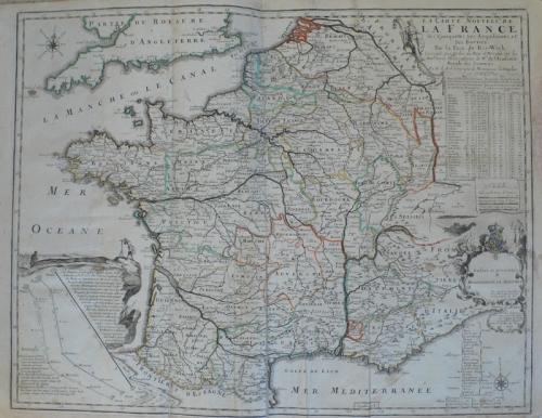 De Fer - La Carte Nouvell De La France