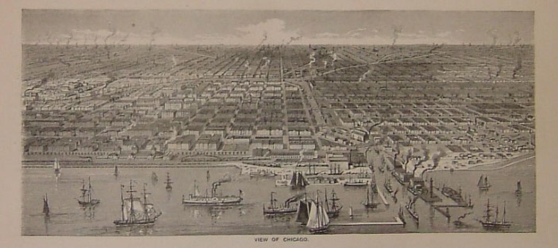 Stinton - View Of Chicago
