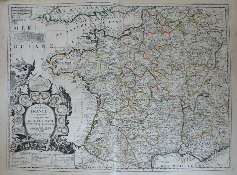 SOLD Le Royaume de France