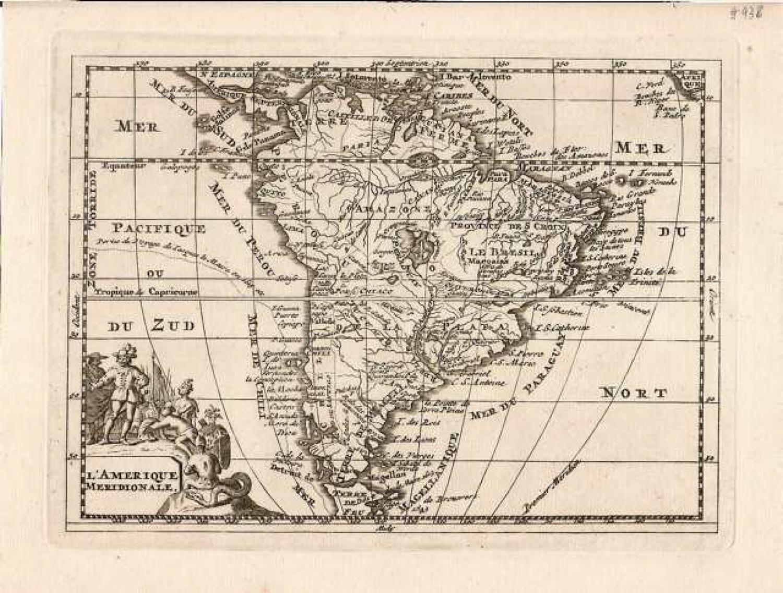 La Feuille - L'Amerique Meridionale