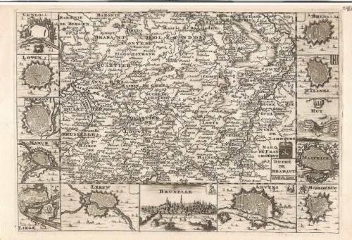 SOLD Duche de Brabant
