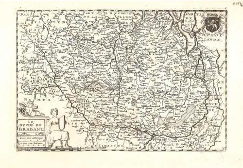 SOLD Le Duche de Brabant