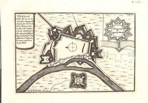 SOLD Venloo. Ville Forte de la Gueldre Espagnole