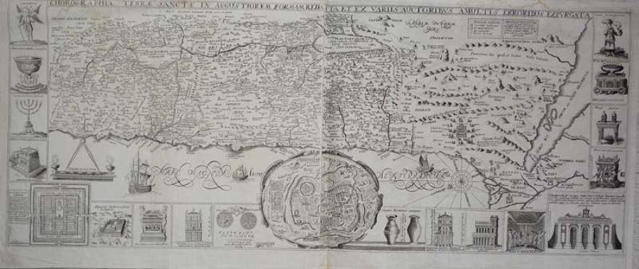 Tirinius - Chorographia Terrae Sanctae