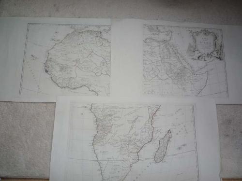 Schraembl - Karte von Africa