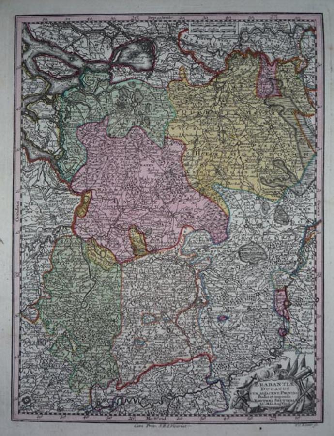Seutter - Brabantia
