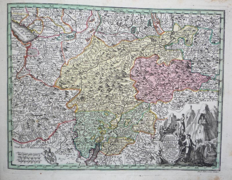 Seutter - Tirolis