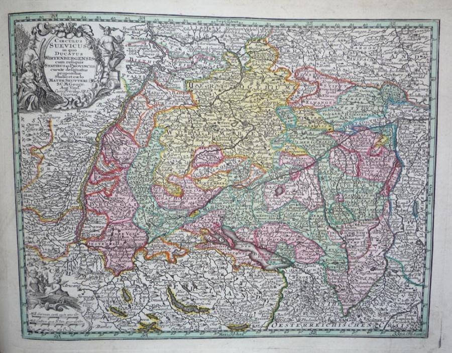 Seutter - Wirthenburg
