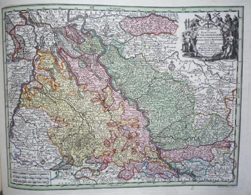 Seutter - Coloniensium