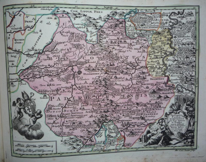 Seutter - Paderbornensis