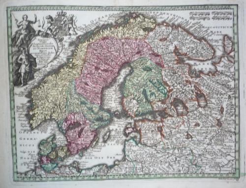 SOLD Sueviae Daniae Norwegiae