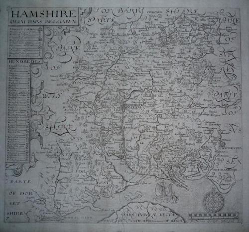 Saxton / Kip - Hamshire