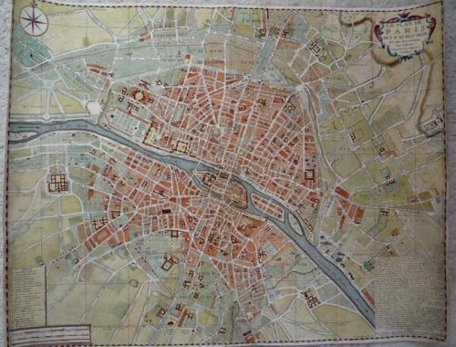 SOLD Le Plan de Paris