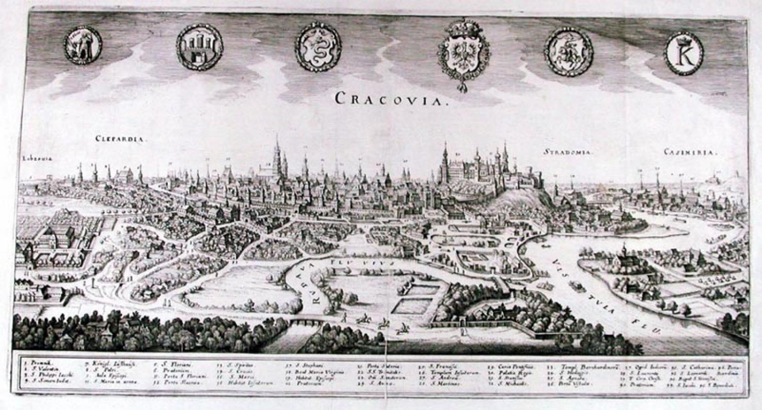 SOLD Cracovia