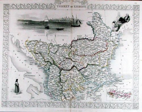 Tallis - Turkey in Europe
