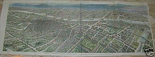 Illustrated London News - The City of Dublin