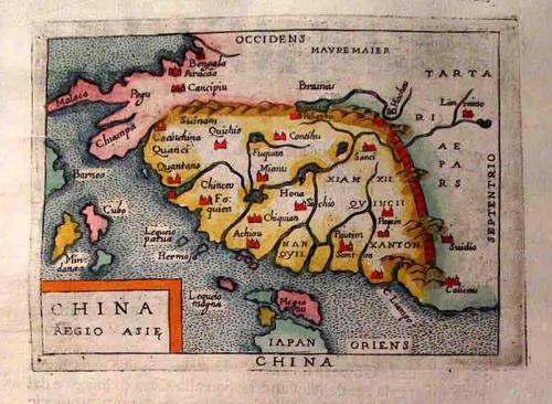 SOLD China Regio Asie