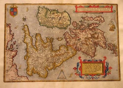 SOLD Angliae, Scotiae et Hiberniae