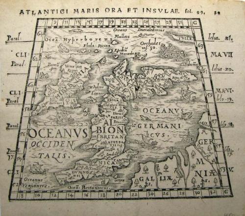 SOLD Atlantici Maris Ora et Insulae