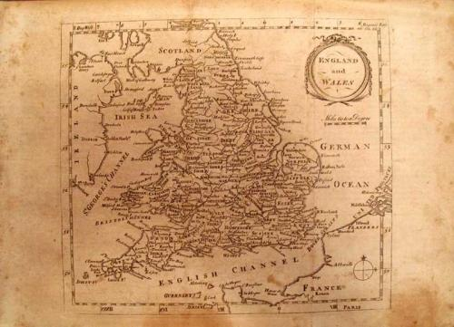 SOLD England & Wales