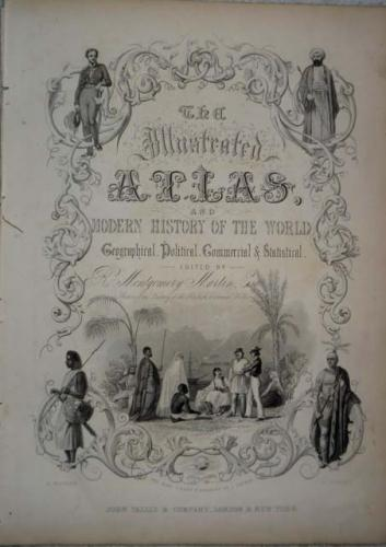 SOLD Title Page - The Illustrated Atlas