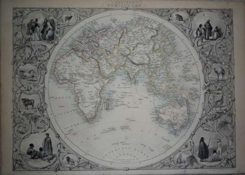 SOLD Eastern Hemisphere