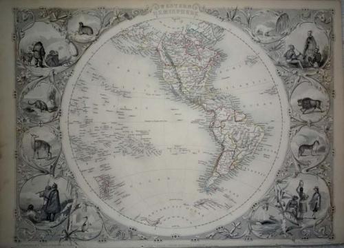 Tallis - Western Hemisphere
