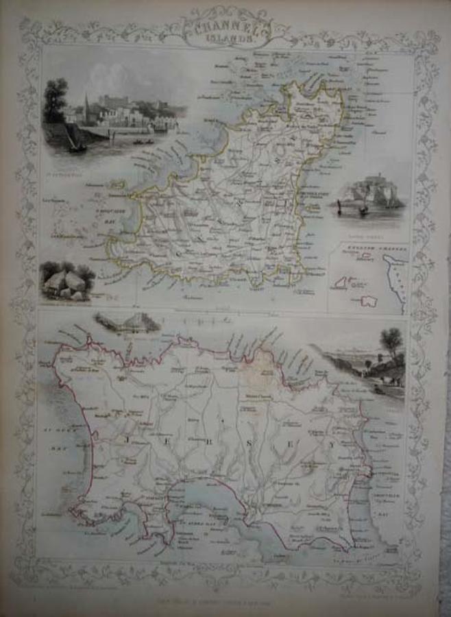 Tallis - Channel Islands