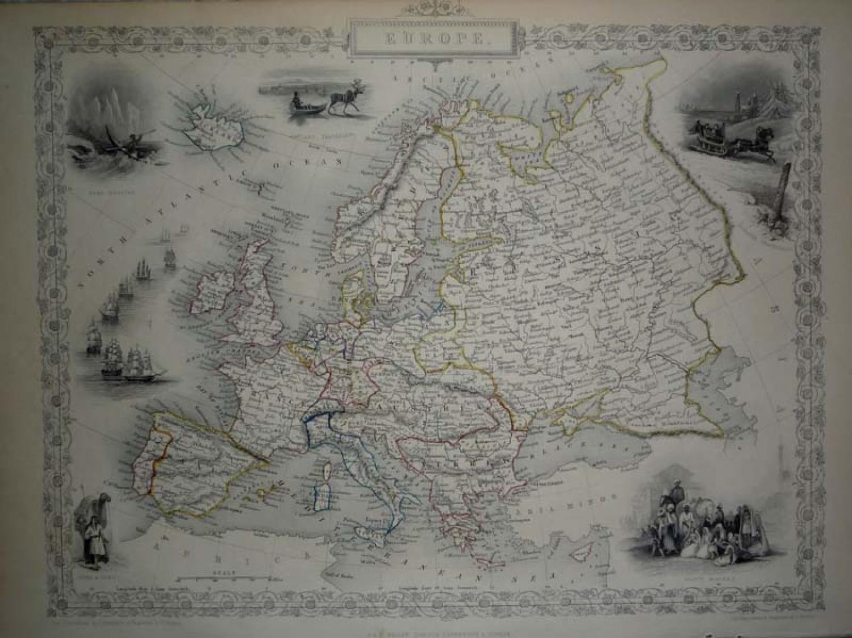 Tallis - Europe