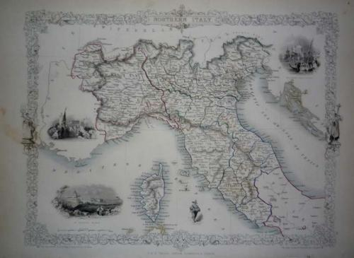 Tallis - Northern Italy