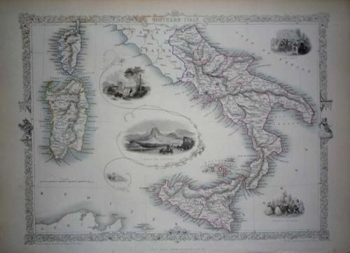 Tallis - Southern Italy