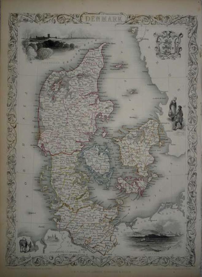 Tallis - Denmark