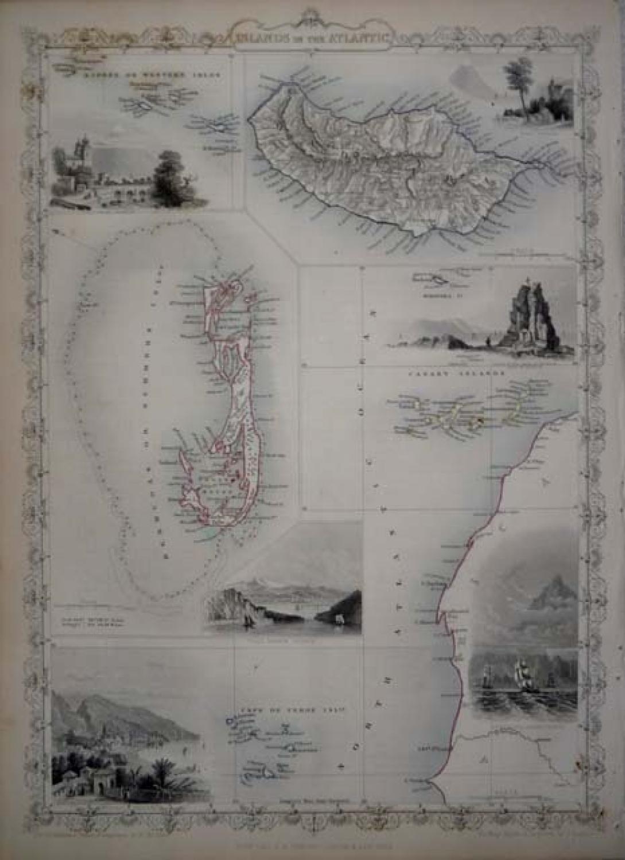 Tallis - Islands in the Atlantic