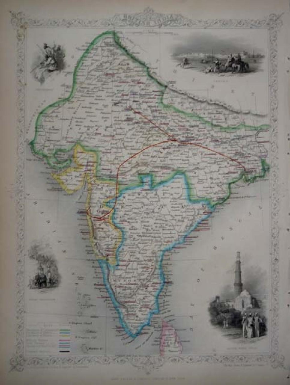 SOLD British India