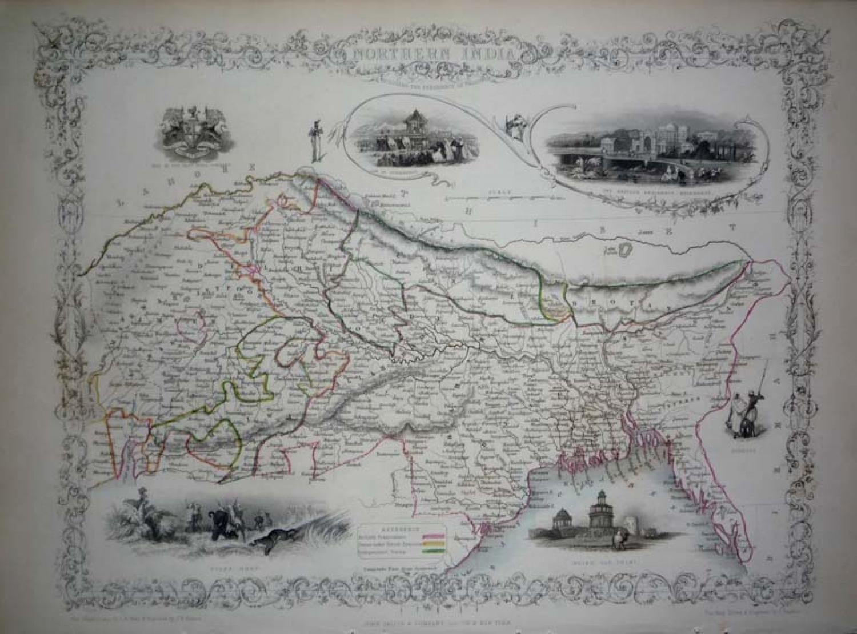 Tallis - Northern India