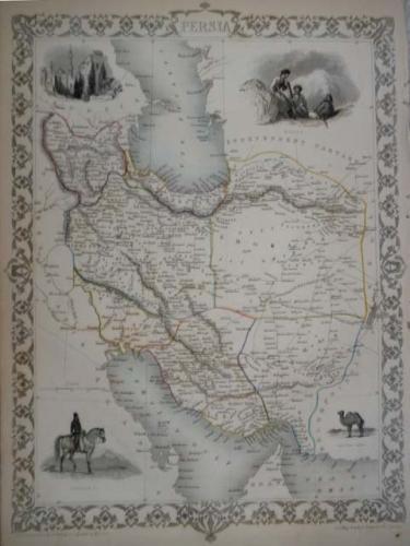 Tallis - Persia