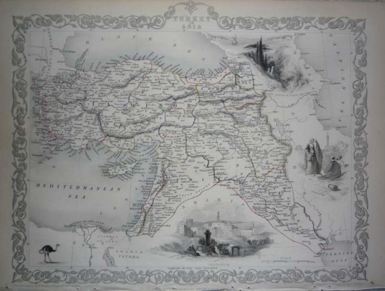 Tallis - Turkey in Asia