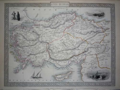 Tallis - Asia Minor